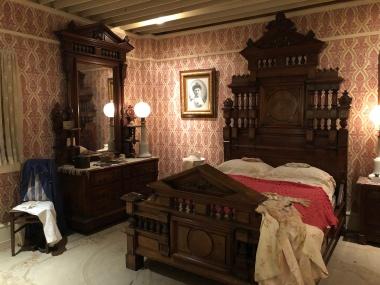 Victorian style bedroom