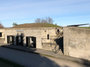 Fort Flagler bunker