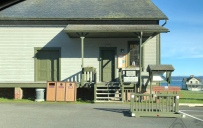Fort Flagler museum and gift shop