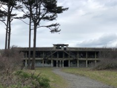 Main beach bunker (Fort Worden)