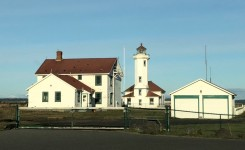 Point Wilson Lighthouse, circa 1914