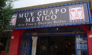 Wonderful finds to be found at Muy Guapo in the OId Town