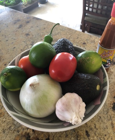 Picked up the staples to make some incredibly fresh guacamole. Only $2!
