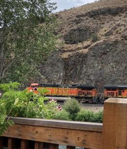 Trains!!