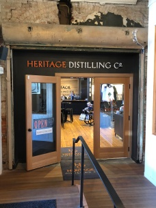Welcome to Heritage Distilling Co.!