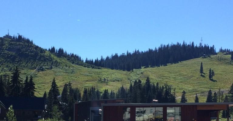 Snoqualmie Pass - Summer