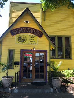 The Yellow Church Cafe
