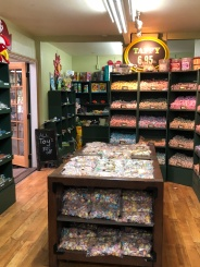 A ROOM filled with taffy!