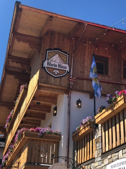 The new Rhein Haus location in Leavenworth