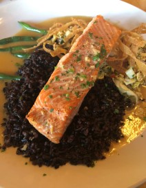 One of the best salmon dishes I've ever had!