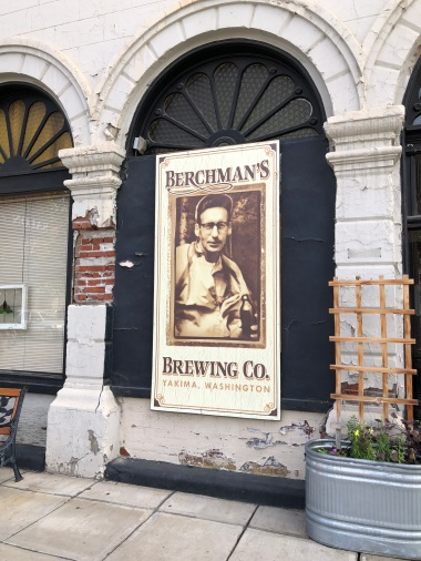 Berchman's Brewing Co. in downtown Yakima