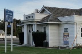Sunnyside Museum in downtown Sunnyside