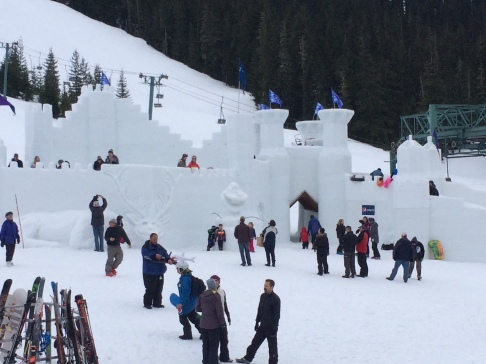 The Winter Carnival in March is always a great time at White Pass Ski Area
