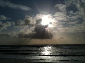 A gorgeous sunset on 3rd Beach