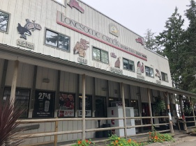 Lonesome Creek Store and RV Park in La Push