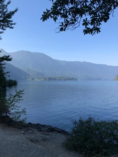Beautiful Lake Crescent