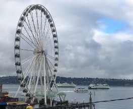 Such a classic Seattle view!