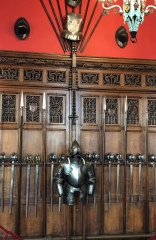 The armory of the Great Hall