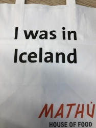 It's true - I was in Iceland!
