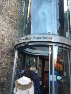 The Scotch Whisky Experience!