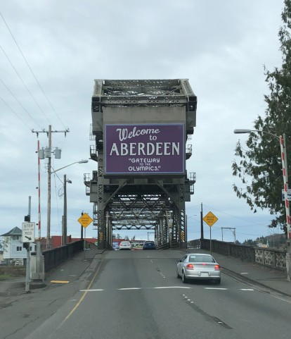 A big welcome from Aberdeen!