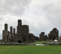Birsay Palace ruins