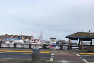 The Westport Marina