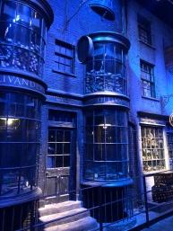 Ollivander's wands shop!