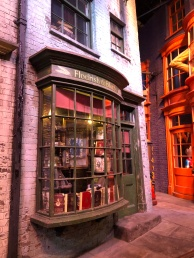 The many angles of Diagon Alley
