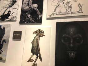 Dobby is a free elf! Amazing concept work!