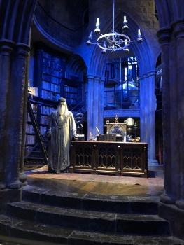 Professor Dumbledore!