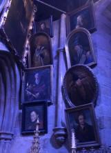 Dumbledore's study...