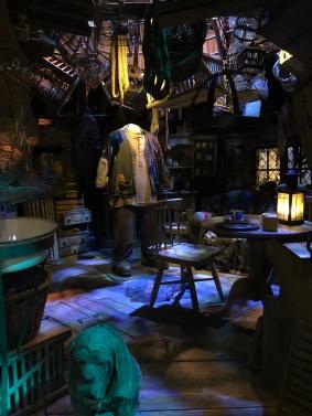 Hagrid's place!