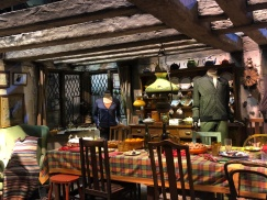The Weasley home!