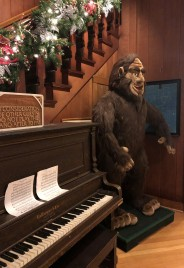 Sasquatch can play some mean Jazz! True story.