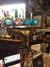 Good taps in the Old Inn Pub