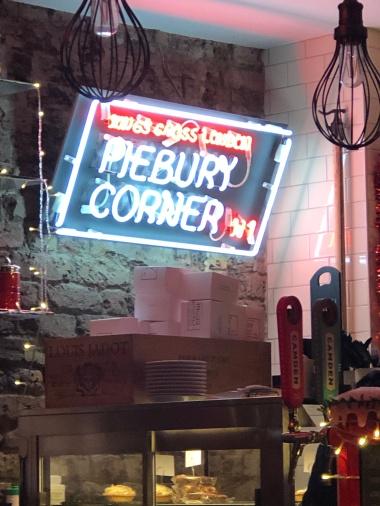 The delicious Piebury Corner