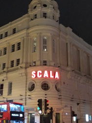 The Scala Theatre in Kings Cross