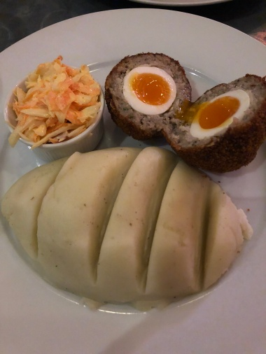 Delicious Scotch Egg or Muppet? You make the call!