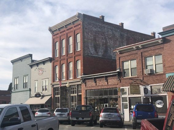 Downtown Snohomish