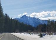 Gorgeous mountain views in the Darrington Area (Photo credit: B. Skoczen)