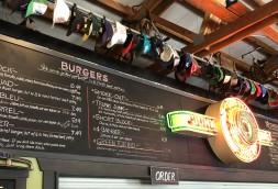 DELICIOUS burger options!