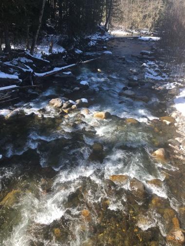 The beautiful Sauk River