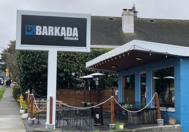 A delicious new spot in Edmonds!