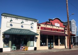 Great storefronts in old Stanwood