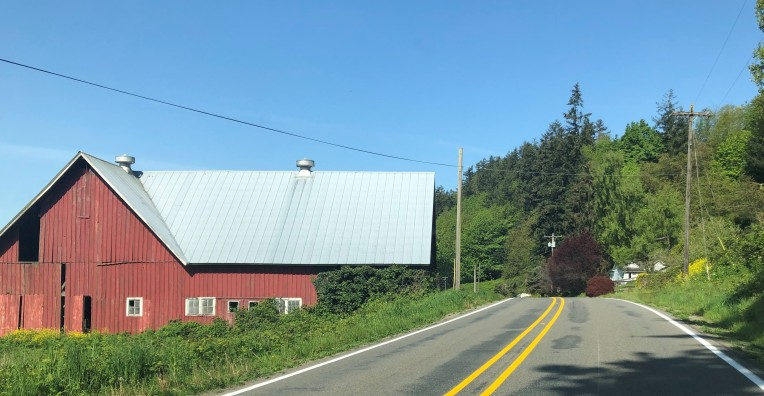 Beautiful history and scenery on the backroads