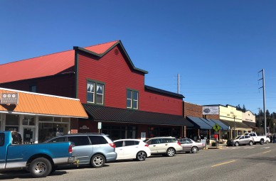 Downtown Stanwood