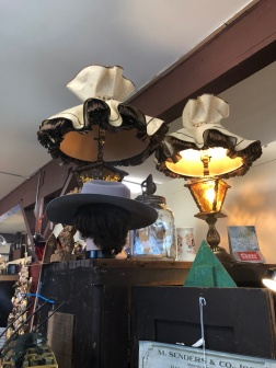 I think I need those lamps. I love lamp.