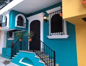 So many amazing colors in Puerto Vallarta