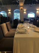 Classy dining at Cafe des Artistes
